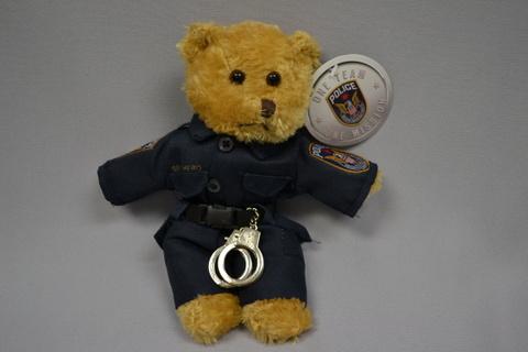 Bear SPO With Handcuffs