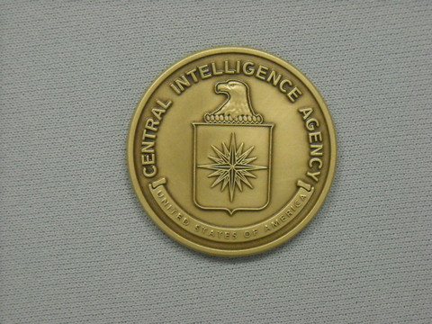 Coin Logo Bronze One Side