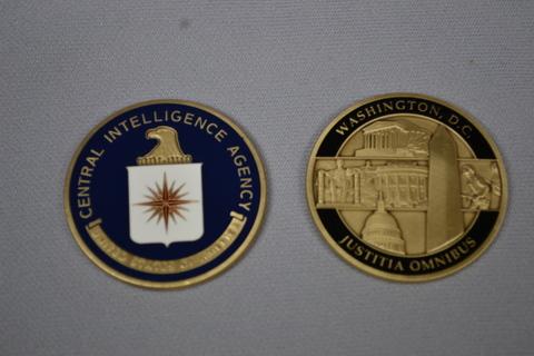 Coin Logo Wash DC Justitia
