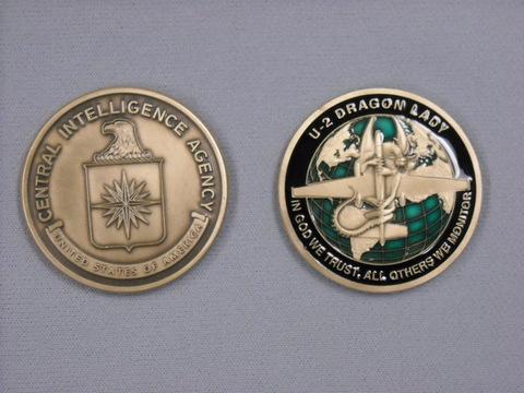 Coin Logo U2 Dragon Lady