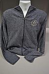 Fleece Emb Logo 2Clr FX HTR Bl 2X