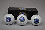 Golf Balls DNI 3 pk Blk Callaway