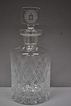 Decanter Etch Logo Pitts 40 oz