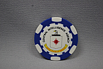 Golf Ball Marker Poker Chip