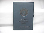 Journal Emb Logo Nvy w/Tip IN
