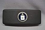 Eyeglass Case Logo Pwt Blk