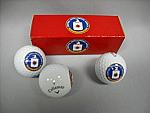 Golf Balls Logo 3 Pk W Callawa