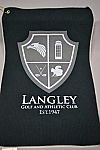 Golf Twl Langley Club Blk/Gry
