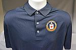 Golf Emb Logo Birdseye PNvy 2X