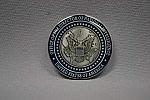 Coin ODNI 2 Clr Epoxy