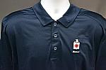 Golf Emb E&S Retired Nvy 3X