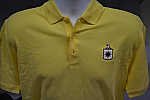 Golf Emb E&S PA Yellow L
