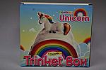 Box Trinket Unicorn Rainbow