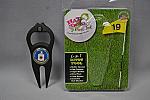 Golf Divot Tool 6 in 1 Blk